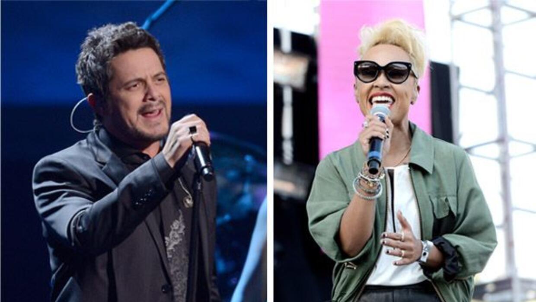 El español y la cantante británica unen sus voces para interpretar el te...