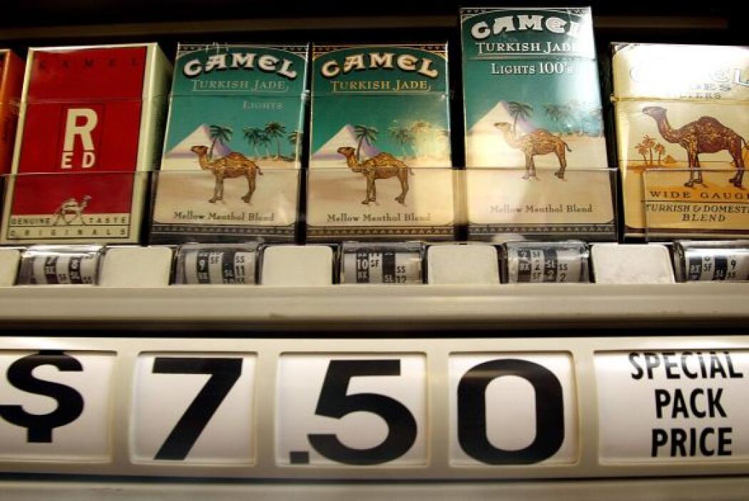 REYNOLDS AMERICAN- La segunda mayor tabaquera de Estados Unidos, dijo qu...