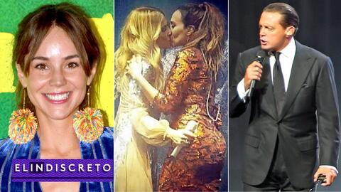 #ElIndiscreto Camila Sodi; Marta Sánchez; Luis Miguel