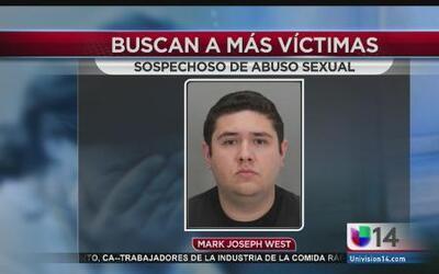Empleado de San José acusado de abuso de menor
