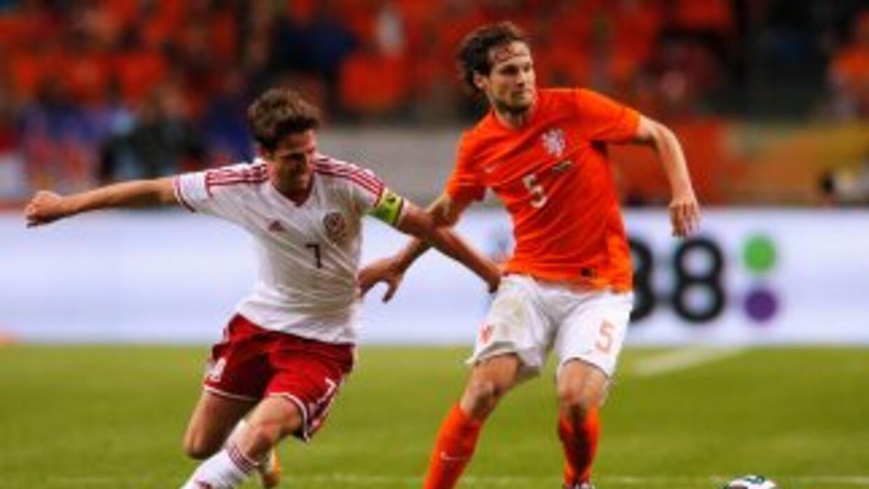 Holanda vs. Gales