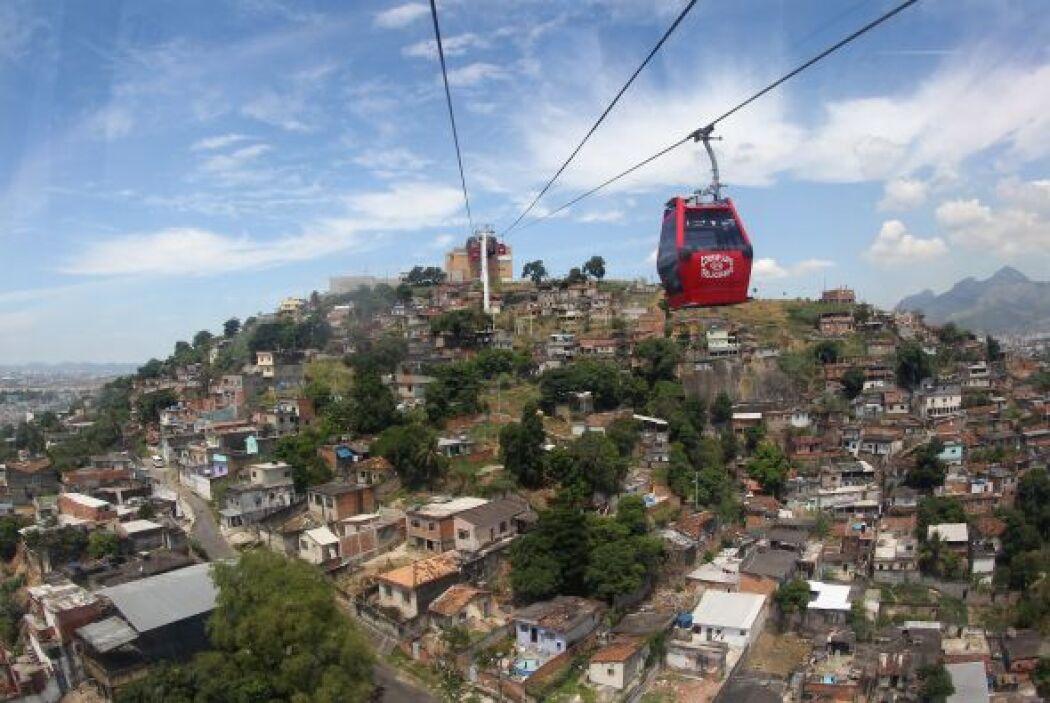 7. RÍO DE JANEIRO, BRASIL- Cayendo cuatro puesto encontramos a Río de Ja...