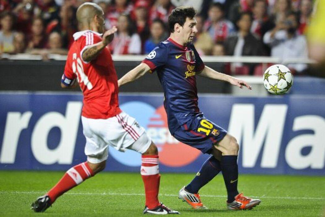 La fecha 2 de la ronda de grupos de la Champions League inició con parti...