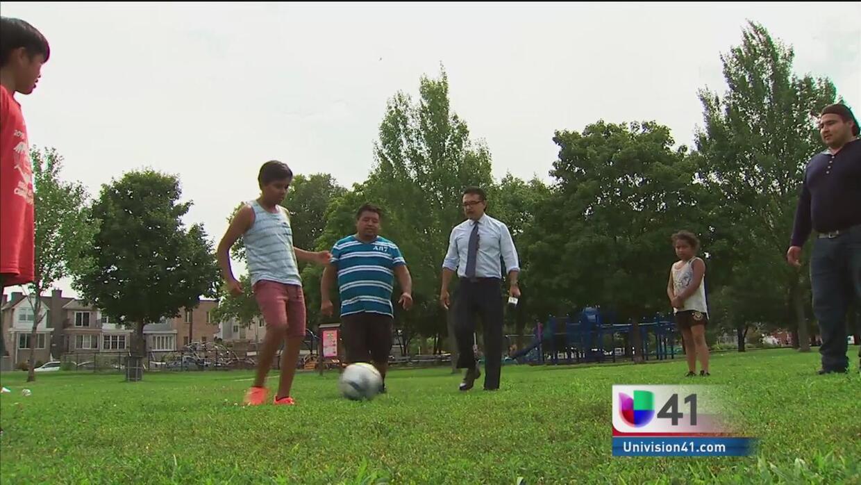 Un mensaje de esperanza para familias inmigrantes