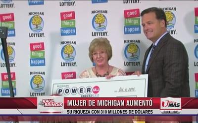¡Ganó $310 millones de dólares!
