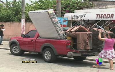 Éxodo de vecinos en El Salvador por amenazas de pandillas