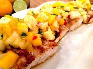 El Mahi Mahi es un pescado que se encuentra en las aguas tropicales de a...