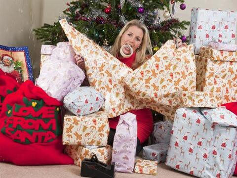¿Pensaste que tu Navidad era atareada, que no podías m&aac...
