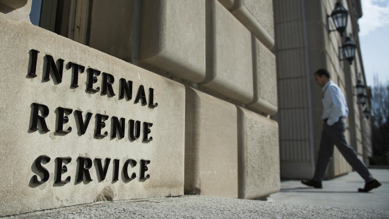 Oficina del IRS.
