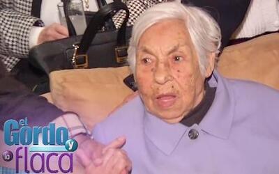 Chismes Gordos: La abuelita de Thalía y Laura Zapata cumplió años