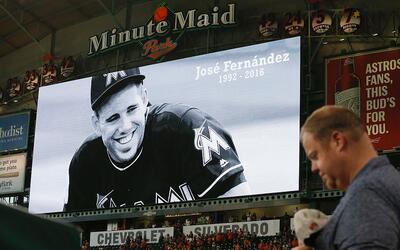 Muere José Fernández, el lanzador estrella de los Miami Marlins.
