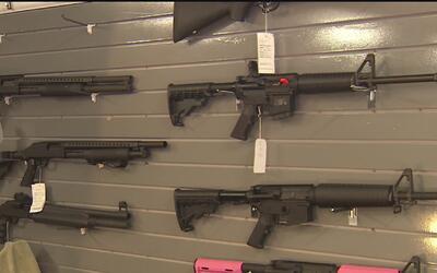 La venta de armas aumentó en un 406% entre 2001 y 2015 en Sacramento