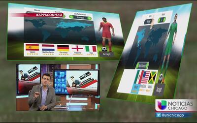 Esta aplicación te permitirá jugar como una verdadera estrella del fútbol