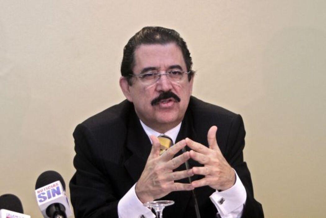 El secretario general de la OEA, José Miguel Insulza confió también que...