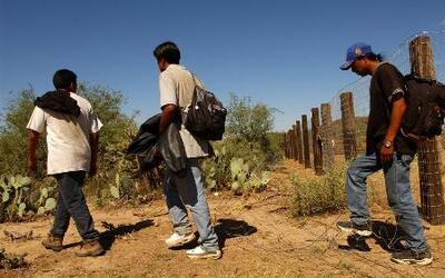 El mortal trayecto de los migrantes a EEUU