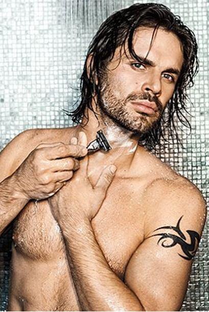 Mark Tacher también tiene un tatuaje en el brazo que enloquece a...
