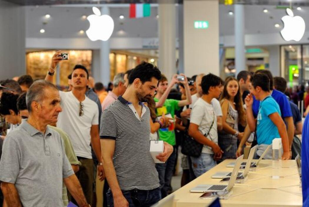 Apple, la popular empresa de la manaza, ha alcanzado tal valor de mercad...