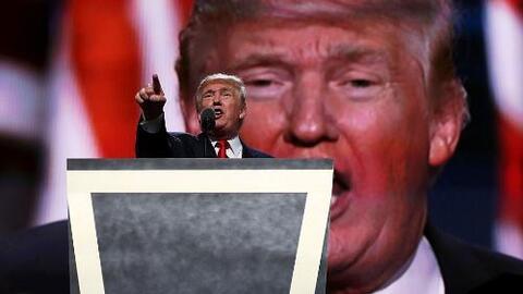 Discurso completo de Donald Trump en la Convención Republicana