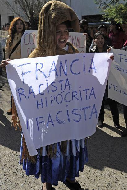 Según la cancillería boliviana, las cuatro naciones tomaro...