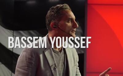 Conoce la historia de Bassem Youssef, un cardiólogo convertido en cómico...