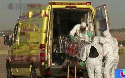 España importa suero experimental para curar el Ébola