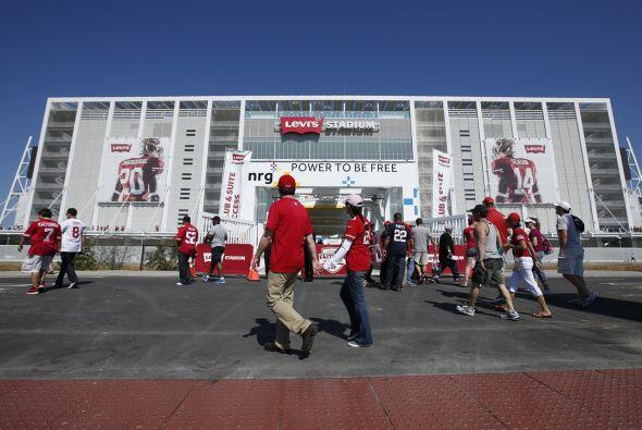 Domingo, Ene. 3, Rams vs. 49ers, Levi Stadium, Santa Clara, Calif..