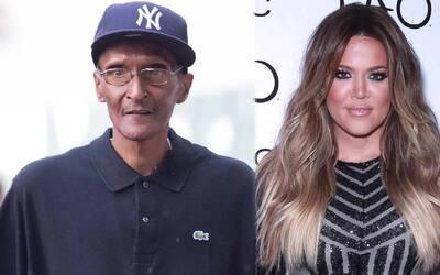 Khloé Kardashian desalojó el padre de Lamar Odom de su casa