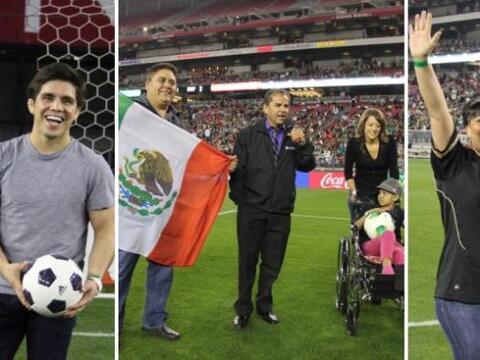 Univision Arizona seleccionó a cuatro ganadores para participar e...