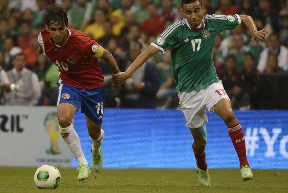 Además de la ausencia de figuras en México y Estados Unidos, Costa Rica...