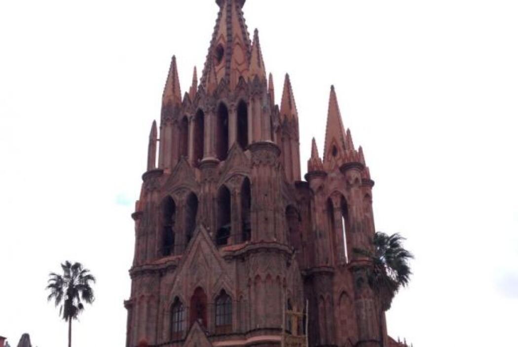 En enero de 2009,  la ciudad de San Miguel Allende y su Santuario de Jes...