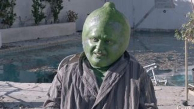 Justin Timberlake Lime Slider