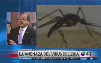 En Al Despertar el Doctor Mejía nos habla del virus del Zika