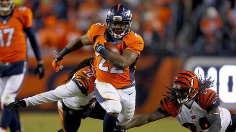 Broncos 20-17 Bengals (TE): Denver galopa a los playoffs (video)