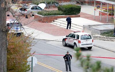 Atacante somalí dejó a nueve heridos en la Universidad Estatal de Ohio