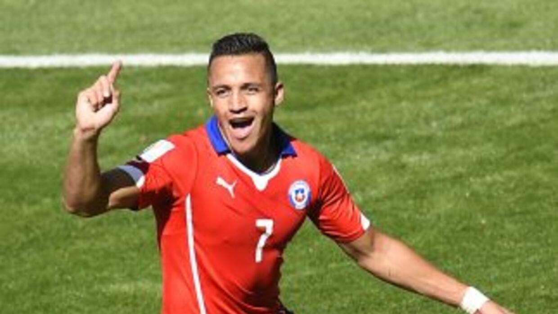 EL jugador chileno jugará la próxima temporada con los 'Gunners'.