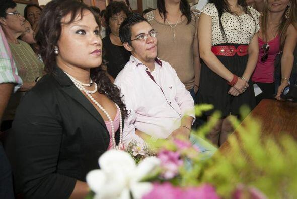 Otra noticia curiosa es la de Alexis Taborda, nacido mujer pero que se p...