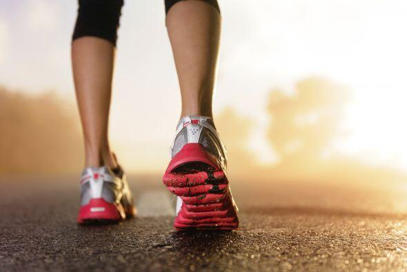 Correr todos los días, al menos 30 minutos, ayudará a mejorar tu sistema...