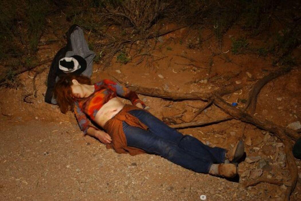 Las muertes en la frontera llegaron a 492 en el 2005 y comenzaron a decl...