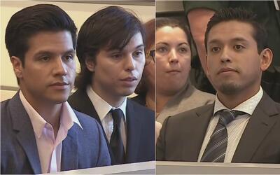 Los hijos de Juan Gabriel se encuentran por primera vez en una corte de...