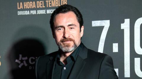 El actor mexicano colaboró con una iniciativa de ACLU.