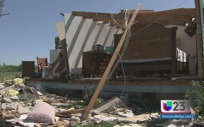 Tornados en el Condado Grayson