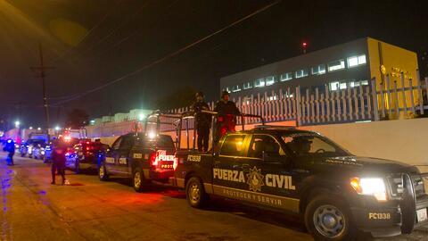Caos e histeria en un nuevo motín carcelario en México que deja una dece...