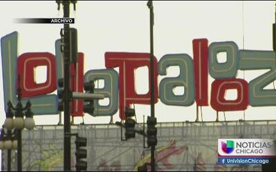 Seguridad para los asistentes a Lollapalooza