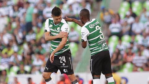 Oribe y Darwin, una delantera de miedo en Torreón