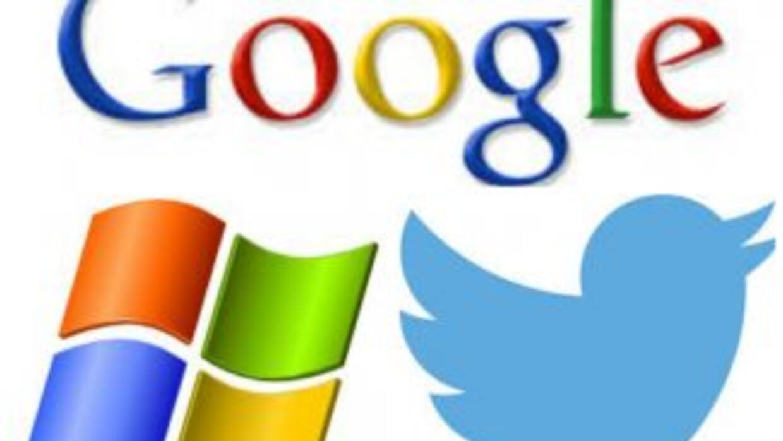Google, Microsoft y Twitter se unen en una gigantesca campaña por internet.