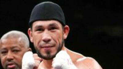 Librado Andrade no ha podido convertirse en campeón mundial, pese a que...
