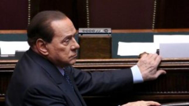 El exprimer ministro italiano pagará su pena carcelaria ayudando a perso...