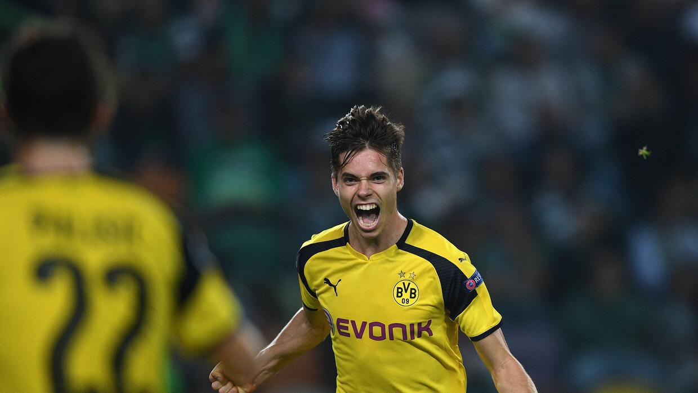 Dortmund venció al Sporting