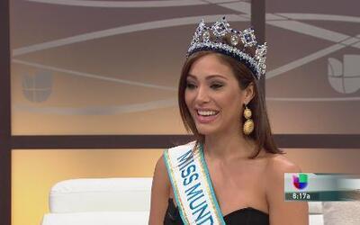 Puerto Rico tendrá hoy una nueva Miss Mundo
