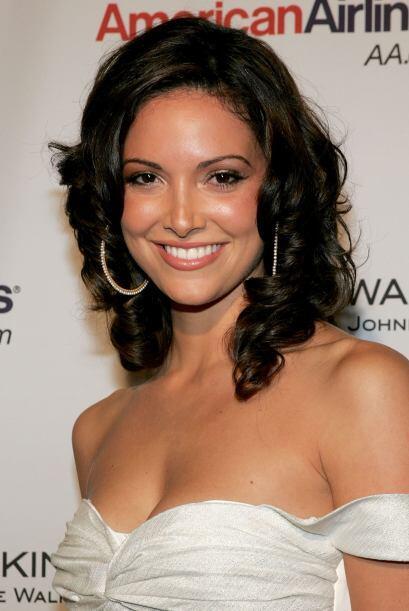 Denise Quiñones, por su parte, fue coronada como Miss Universo en 2001 c...